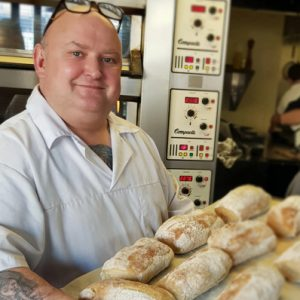 Steve the master baker